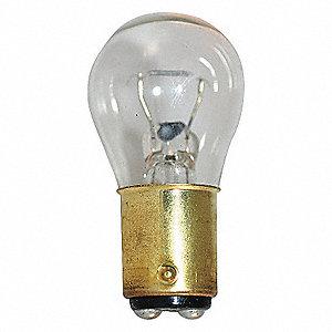 LAMP S8, D.C. BAYONET, 12.8V, 2.1A