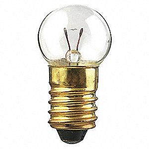 LAMP G4 1/2 M SCREW 5.1V .15A .6CP