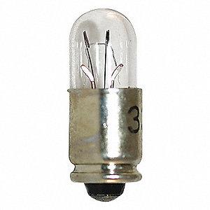 LAMP T1-3/4 MIDGET GROOVED, 14V, .