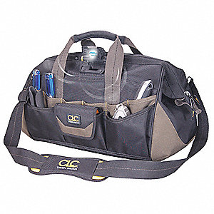 45-Pocket Polyester General Purpose Tool Bag