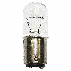 LAMP T6 24V 10W BA15D