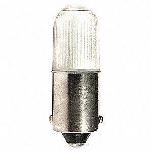 LAMP 120V BA9S RED