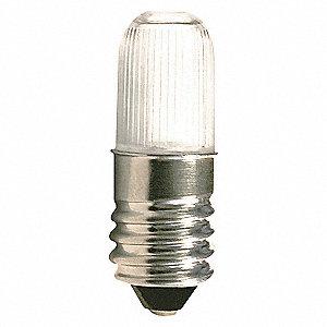 LAMP T6 (T10MM) MINIATURE SCREW(E1