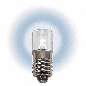 LAMP 12.8V E10 WHITE