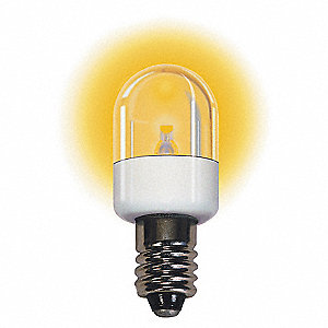 LAMP 145V E12 AMBER