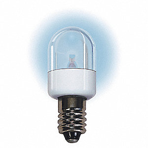 LAMP 145V E12 WHITE