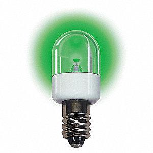 LAMP 145V E12 GREEN
