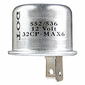 LAMP TF536/552 THERMAL FLASHER
