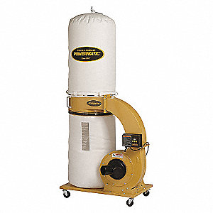 DUST COLLECTOR,W/BAG FILTR KIT