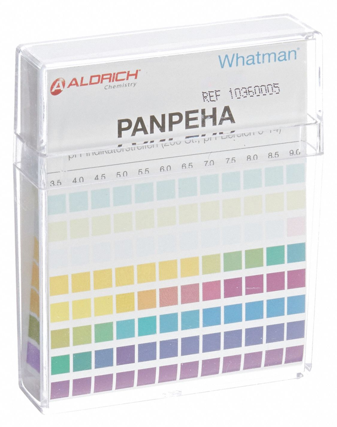 Indicator Papers  200 PK Testing Parameter: pH Range: 0 to 14 pH