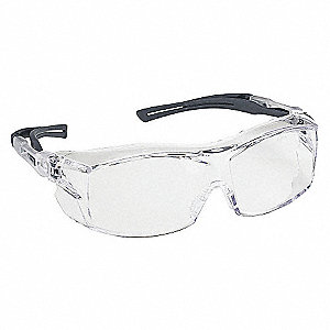 SAFETY GLASSES CLEAR LENS