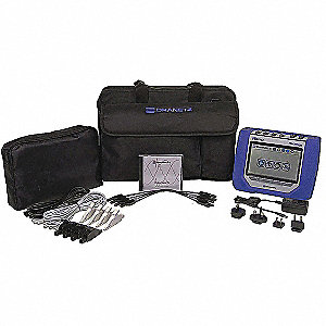 Power Quality Analyzer Kit,1 mS, NIST
