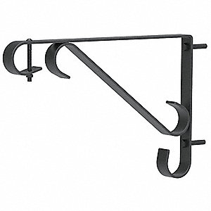 Insect Killer Wall Mount Bracket,10 In