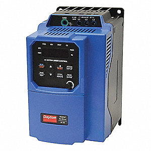 Variable Frequency Drive,5 Max. HP,3 Input Phase AC,480VAC Input Voltage