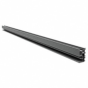 Stainless Steel Duty Rail, Includes Rails