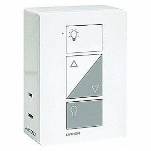 Lighting Dimmer, Plug-In, CFL, LED, Halogen, Incandescent Lamp Type, Plug-In Switch Type