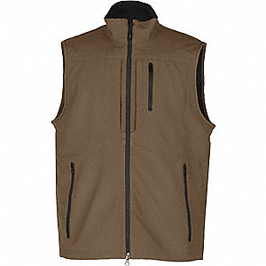 Covert Vest, L, Battle Brown