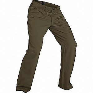 "Ridgeline Pants. Size: 33"", Fits Waist Size: 33"", Inseam: 32"", Field Green"