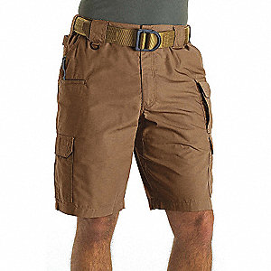 Taclite Shorts,30,Battle Brown