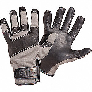 TAC Trigger Finger Glove,XL,Tactical,PR