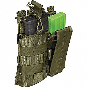 Bungee Cover Pouch,Tac OD,AR/G36 Mags