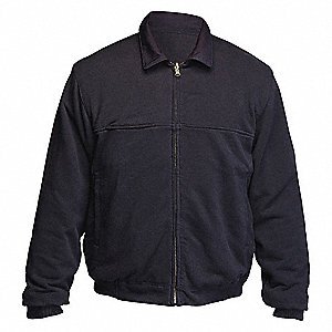 "Taclite Reversible Jacket, XS Fits Chest Size 32"", Fire Navy Color"