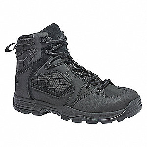Tactical Urban Boot,11W,Black,Lace Up,PR