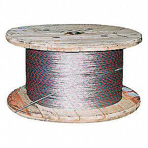 10M 5/16IN WIRE ROPE ASSY TU17/T508