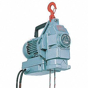 PORTABLE ELECTRIC HOIST 300KG 110V