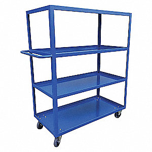 Service Cart,1,000 lbs.,54 in.x61 in.
