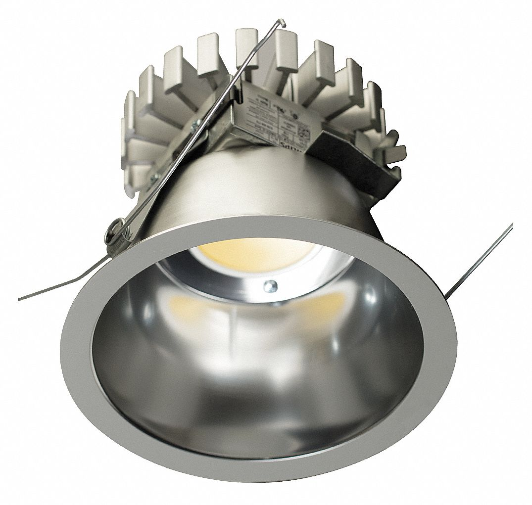 8 in LED Recessed Down Light Kit for New Construction, Non-IC Rated, 14.4 Max Watts, 80.0 CRI, 1,175