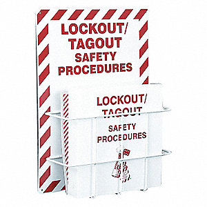 LOCKOUT PROCEDURE STATION KIT