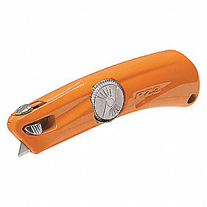 UTILITY KNIFE RZ3 SPRING BACK METAL