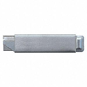 BRUSHED METAL HANDY CUTTR 12/BOX