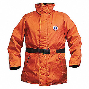 JACKET, FLOATER RED MC1505 - SM