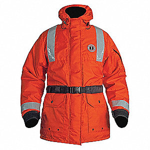 COAT THERM/SYS W/BVR TAIL OR MD
