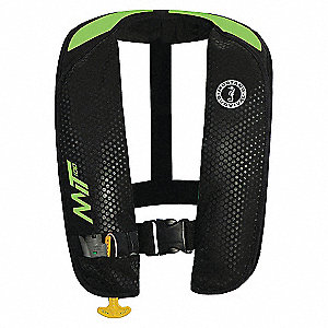 PFD MIT100 MANUAL ACTIVATION BK/GN
