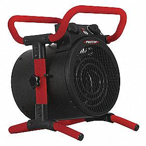 PRO-TEMP 1.5kW, Portable Electric Jobsite & Garage Heater ...