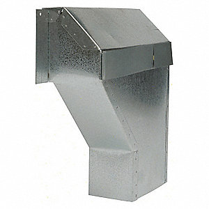 Jumper Duct,Metal,Air Circulation
