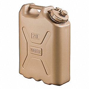 Water Container,5 gal.,Sand