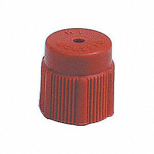 STANDARD RED HIGHSIDE AC CAP REFILL