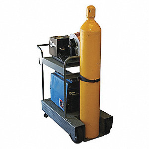 INVERTER CART HOLDS 1 CYLINDER