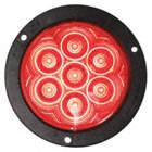 LAMP 7 LED STOP/TAIL/TURN 4IN RED