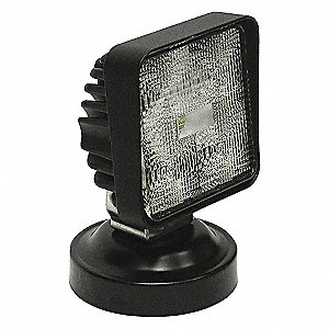 WORKLAMP 5 LED 400 4.5INX5.2IN CLR