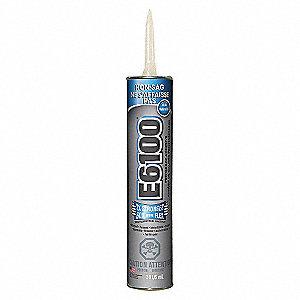 E6100 IND. ADHESIVE 301.6ML CLR