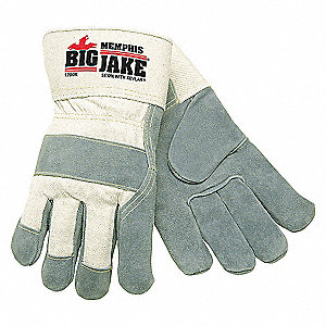 BIG JAKE LEATHER PALM SEWN KEVLAR S