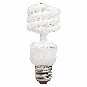 SCREW-IN CFL, 14W, NON-DIMM, 2700K