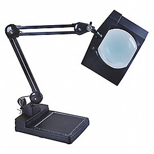 Magnifier Light,7.5Inx6.2Inx14.17In,LED