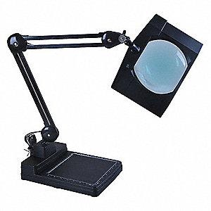 Lumapro Rectangular Magnifier Light Led 16 Quot Arm Length
