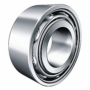 Angular Contact Ball Bearing,11,465 lb.